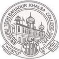 Shri Guru Teg Bahadur Khalsa College