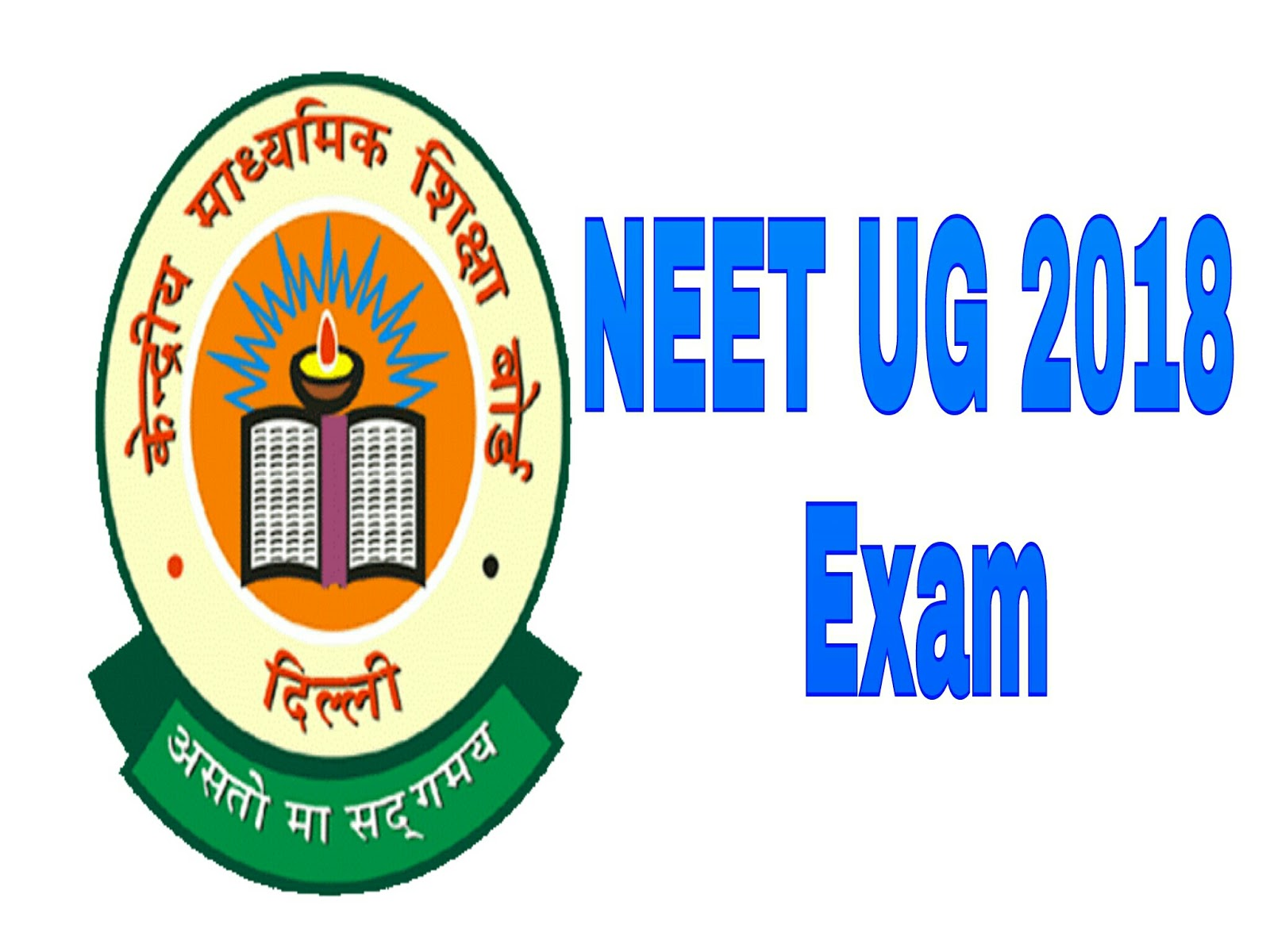 NEET 2018 Admit Card Released; Exam On May 6