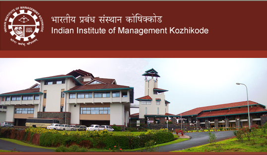 IIM Kozhikode, Stanford University Collaborate For EPGP Programme